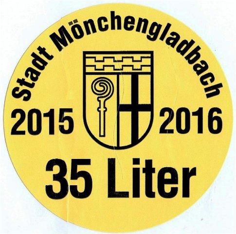 Mülleimer mönchengladbach