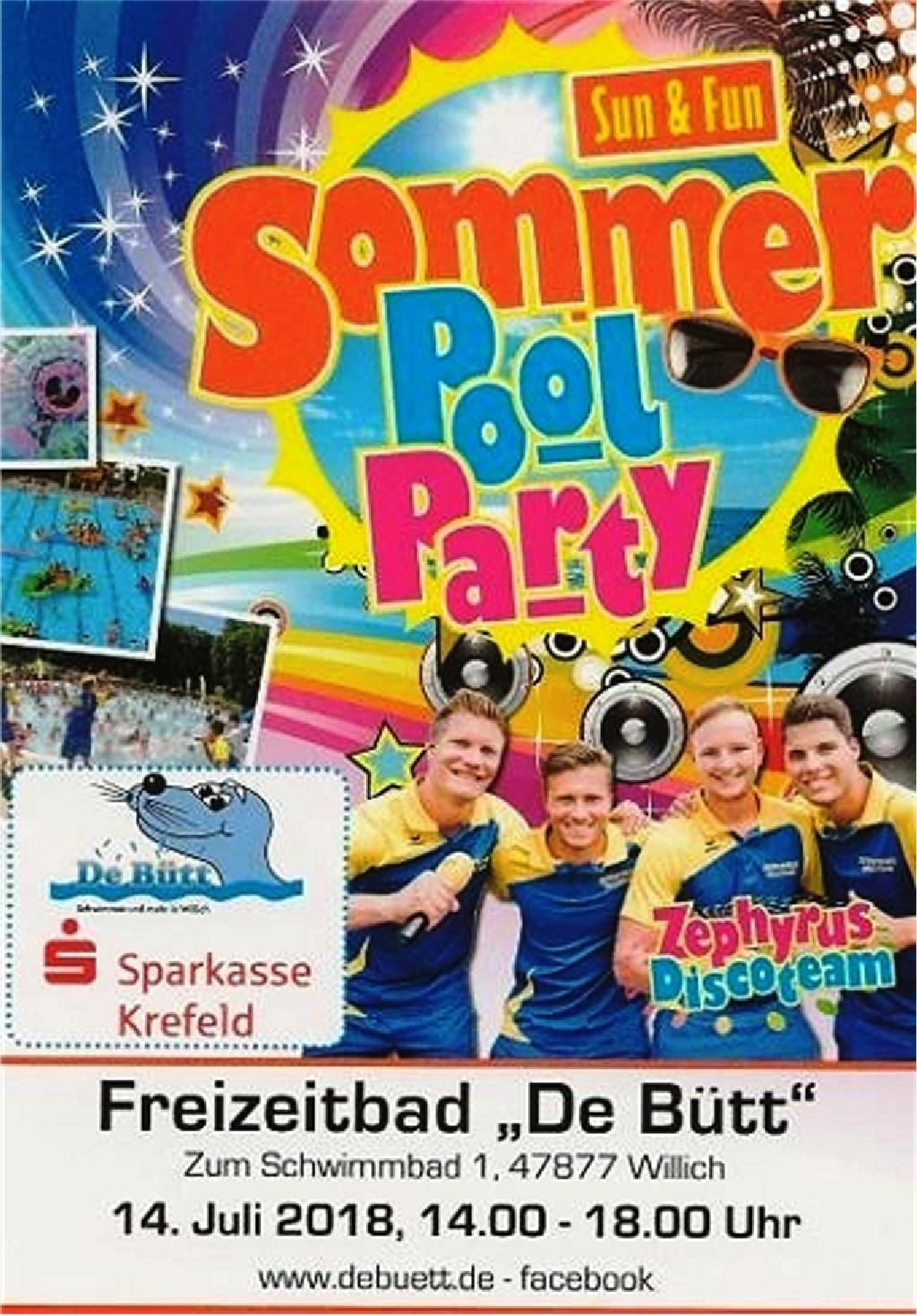 Single party kreis viersen