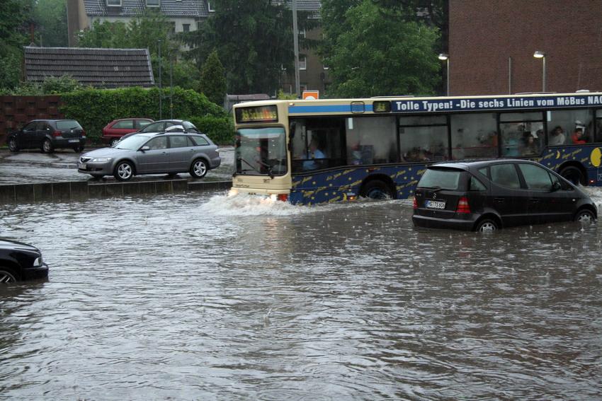 Mönchengladbach Wetter Heute