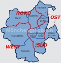 stadtbezirke