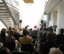 """Sebastian Uckermann, referierte vor Willicher Unternehmern zum Thema """"Zeitwertkonten - neue Form innovativer Arbeitszeitgestaltung"""""""