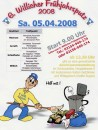 Plakat Willi-Wisch 2008